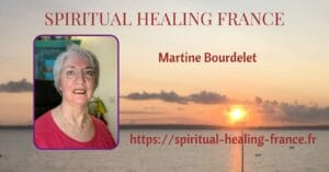 Martine Bourdelet - Spiritual Healing France