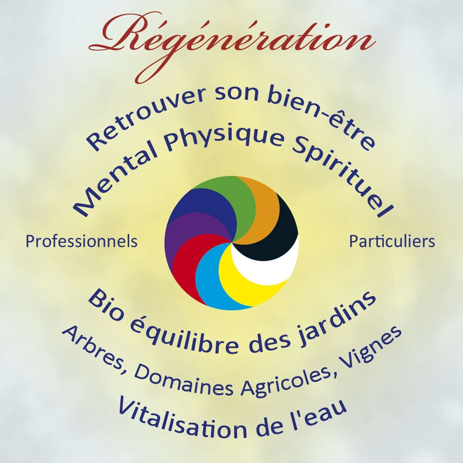 Martine Bourdelet Régénération